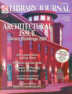 Art Architecture Fort Smith Public Library