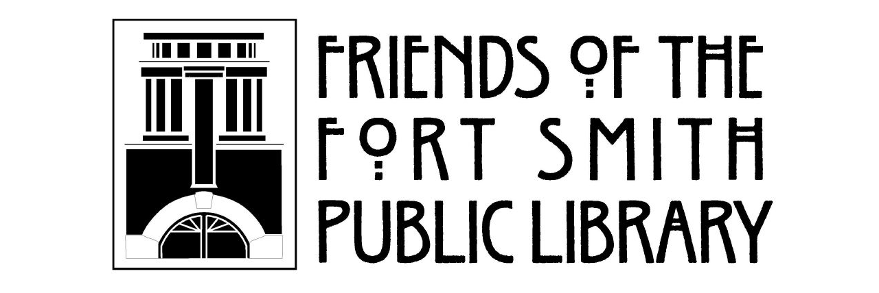 """Friends of the Fort Smith Public Library"" logo"