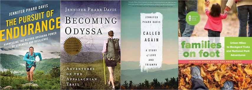 Jennifer Pharr Davis Books