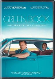 "DVD cover for ""Green Book"""