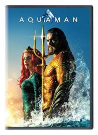 DVD cover image of Aquaman