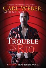 Cover image for Trouble in Rio