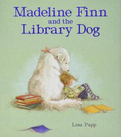 Cover Image for Madeline Finn and the Library Dog