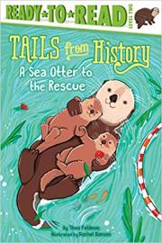 Cover image for A Sea Otter to the Rescue