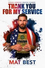 Cover image for Thank You for My Service