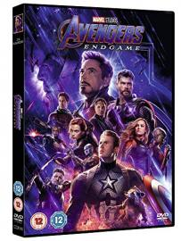 Cover image for Avengers: Endgame