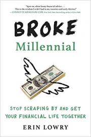 Cover image for Broke Millennial