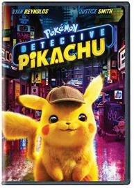 Cover image for Detective Pikachu