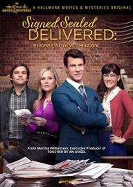 Cover image for Signed, Sealed, Delivered: From Paris With Love