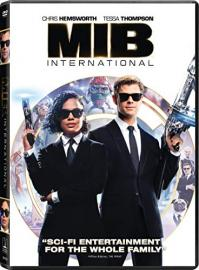 Cover image for Men in Black International