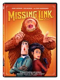 Cover image for Missing Link