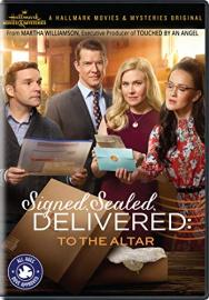 Cover image for Signed, Sealed, Delivered: To the Altar