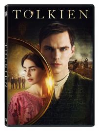Cover image for Tolkien