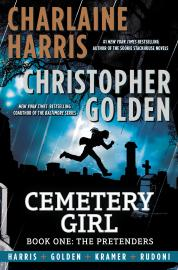 Cover image for Cemetery Girl