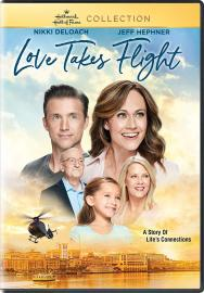 Cover image for Love Takes Flight