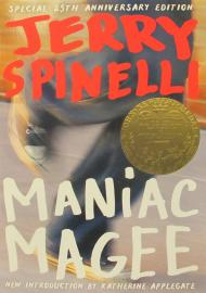 Cover image for Maniac Magee
