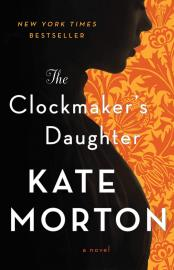 Cover image for The Clockmaker's Daughter