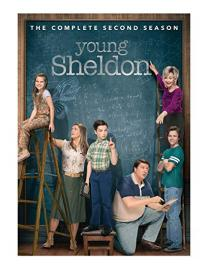 Cover image for Young Sheldon