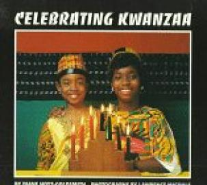 Cover image for Celebrating Kwanzaa