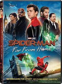 Cover image for Spider-Man: Far From Home