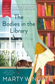 Cover image for The Bodies in the Library