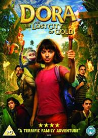 Cover image for Dora and the Lost City of Gold