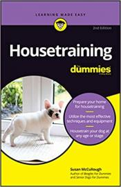 Cover image for Housetraining For Dummies
