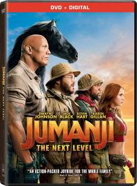 Cover image for Jumanji: The Next Level