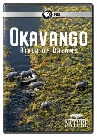 Cover image for Nature: Okavango- River of Dreams