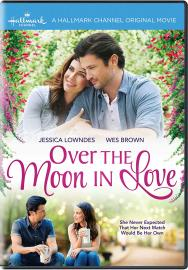 Cover image for Over the Moon in Love