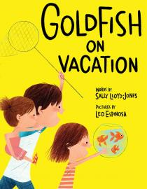 Cover image for Goldfish on Vacation