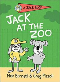 Cover image for Jack at the Zoo