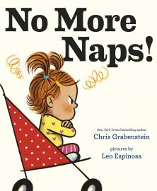 Cover image for No More Naps!