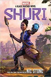 Cover image for Shuri: a Black Panther Novel (Marvel)