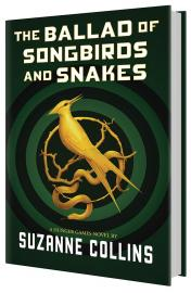 Cover image for The Ballad of Songbirds and Snakes (a Hunger Games Novel)