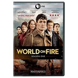 Cover image for World on Fire