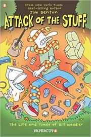 Cover image for Attack of the Stuff