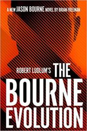 Cover image of The Bourne Evolution