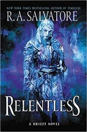 Cover image of Relentless