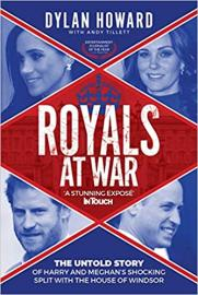 Cover image of Royals at War