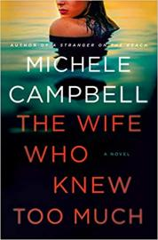 Cover image of The Wife Who Knew Too Much