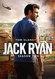 Cover image for Jack Ryan Season Two