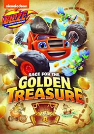 Cover image for Race for the Golden Treasure