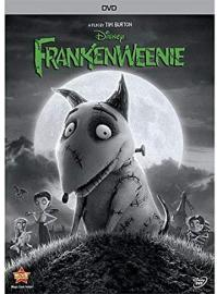 Cover image for Frankenweenie