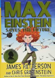 Cover image for Max Einstein: Saves the Future