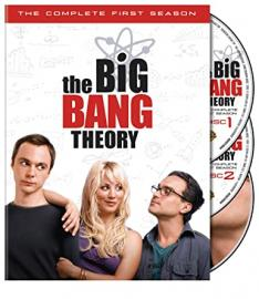 Cover image for The Big Bang Theory