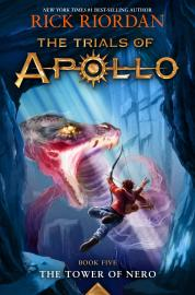 Cover image for The Tower of Nero (Trials of Apollo, The Book Five)
