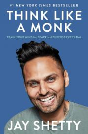 Cover image for Think Like a Monk