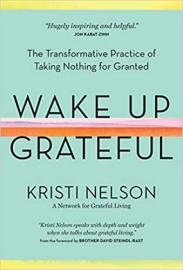Cover image for Wake Up Grateful