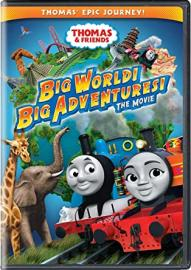 Cover image for Big World Big Adventures